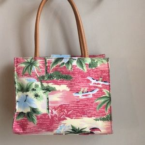 Relic By Fossil Tropical Print Mini Bag